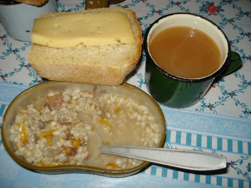 Завтрак солдата