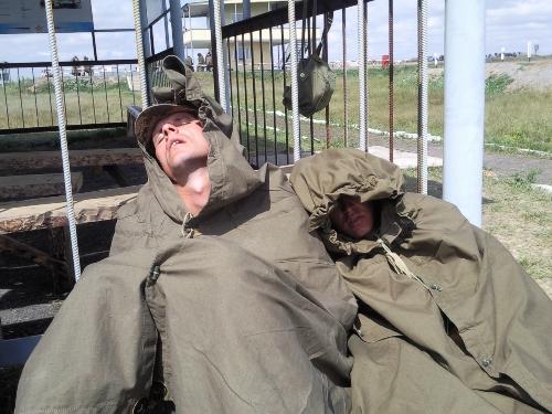 Занятия по тактической подготовке ;)