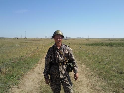 Вот такой вот я солдат