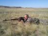 Со снайперской винтовкой