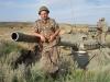 Во какая пушка у танка :)
