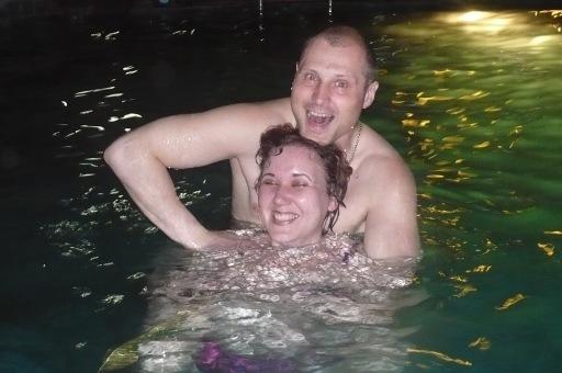 Синхронное плавание - поддержка