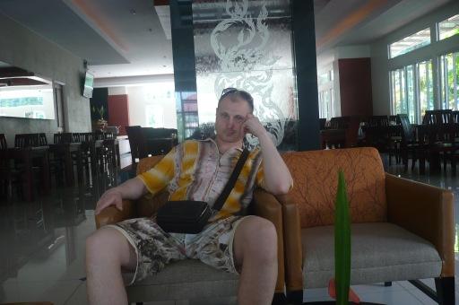 В лобби гостиницы - Prima Villa