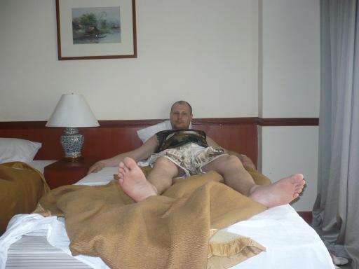 В номере Bangkok Palace