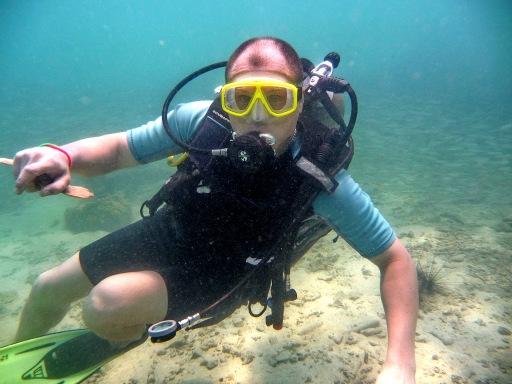 Подводные посиделки