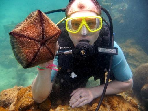 Вот какой коралл мне удалось найти