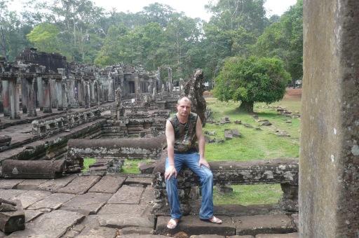 Руины храма Анкор Ват