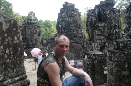 Необычность архитектуры храма Анкор Ват