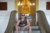 У ступы с мощами святых
