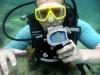 На глубине 5 метров