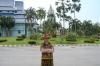 В каком-то храме (их в Тайланде не счесть)