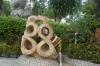 Этот камень получил такую форму без помощи человека (автор - природа)