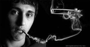 Я смог бросить курить